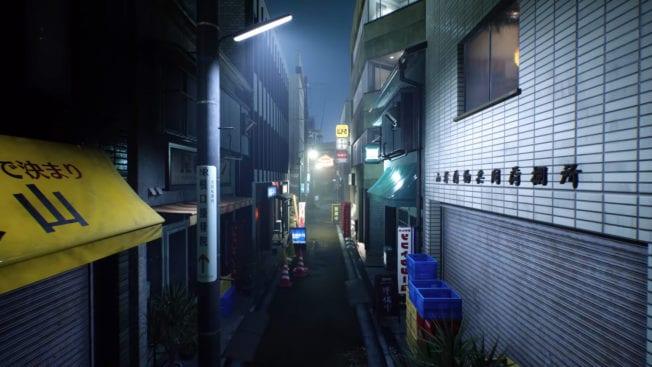 GhostWire Tokyo Bilder