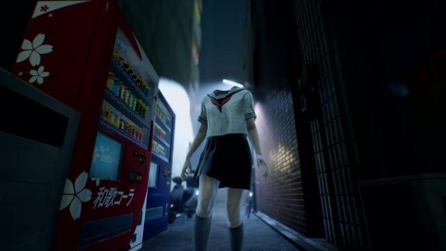 GhostWire Tokyo - Frau ohne Kopf