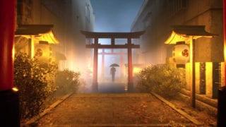 GhostWire Tokyo Stadt