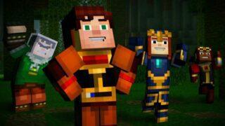 Minecraft: Story Modus