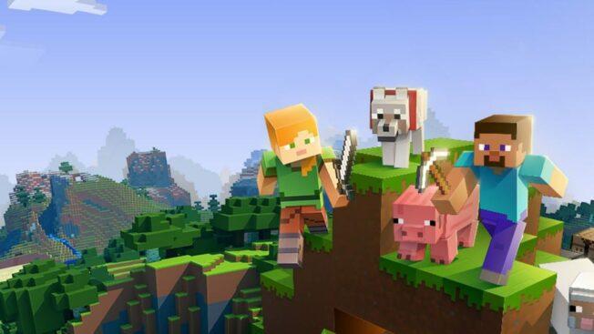 YouTuber Minecraft
