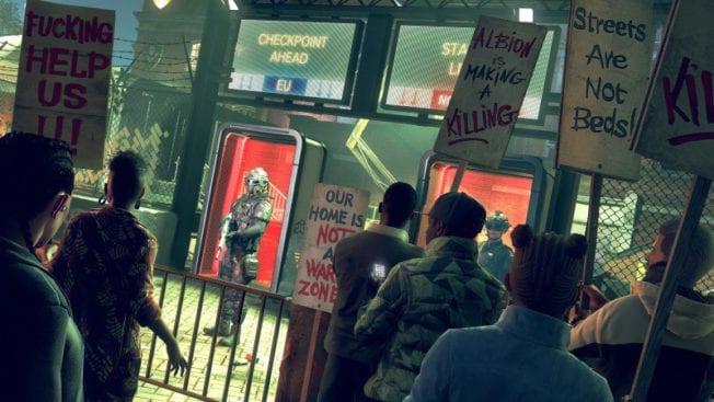 Watch Dogs Legion London