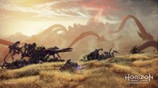 Horizon: Forbidden West Maschinen