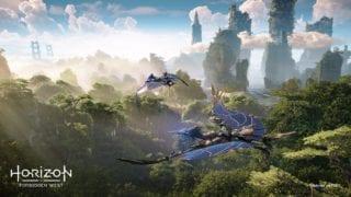 Horizon: Forbidden West Spielwelt