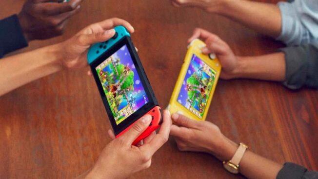 Nintendo Switch Lite: im Vergleich zur Nintendo Switch