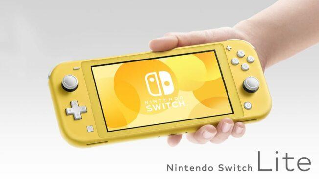 Jetzt vorbestellen: Nintendo Switch Lite bei MediaMarkt und Saturn!