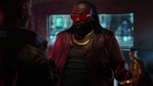 Cyberpunk 2077 Dexter