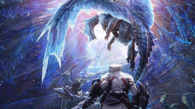 Monster Hunter World Iceborne Release