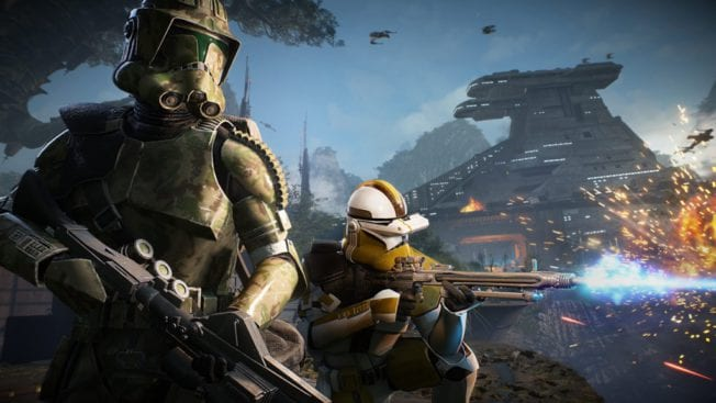 Star Wars Battlefront 2: Neue Roadmap