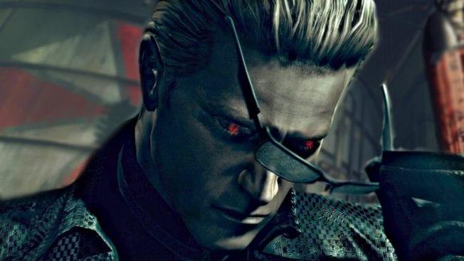 Albert Wesker Resident Evil Serie