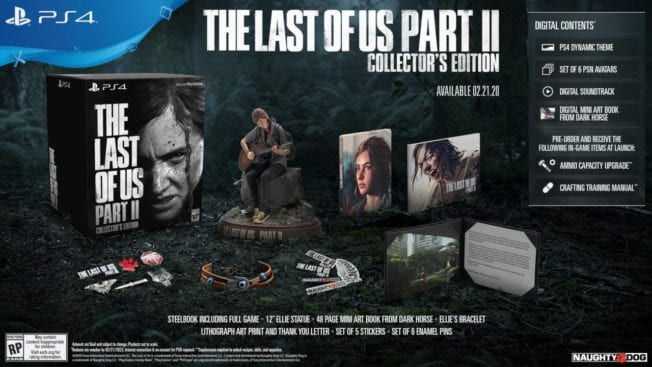 The Last of Us 2 Collectors Edition bei Amazon