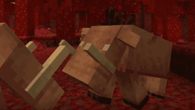 Piglin Minecraft
