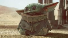 Baby Yoda inoffizieller Name von The Child