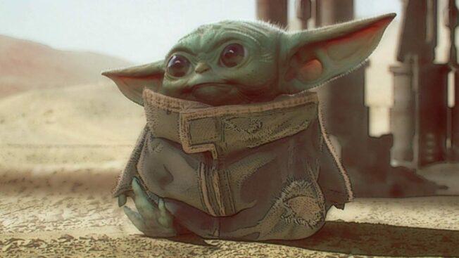 Baby Yoda inoffizieller Name von The Child