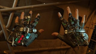 Half-Life: Alyx Handschuh