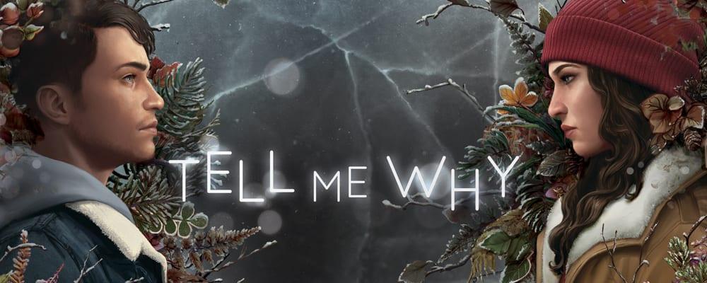 Tell Me Why Teaser
