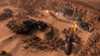 Starship Troopers Terran Command - Bilder 2
