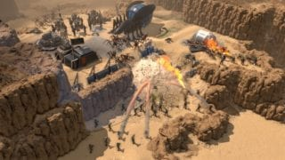 Starship Troopers Terran Command - Bilder