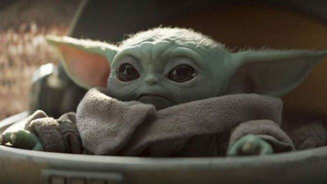 Baby Yoda vs. Darth Sidious