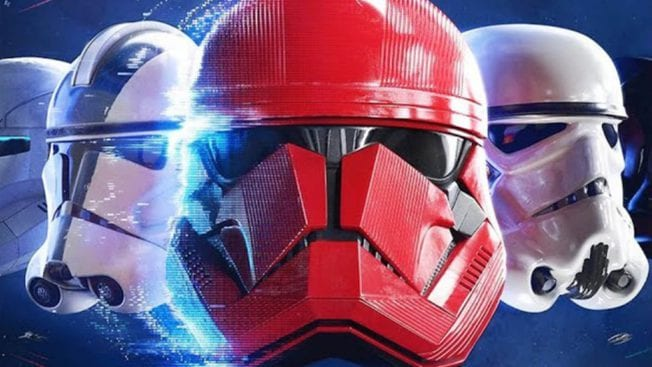 Star Wars Battlefront 2 - Celebration Edition geleakt