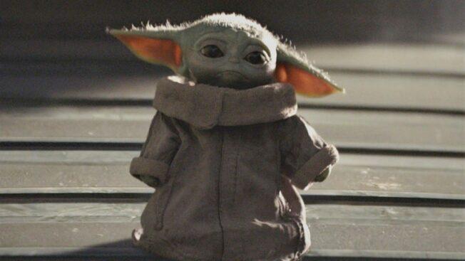 Baby Yoda-Emoji