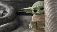 The Mandalorian Baby Yoda-Merchandise Hasbro