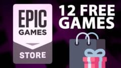 Epic Games Store kostenlose Games