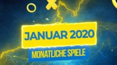 PlayStation Plus Januar 2020