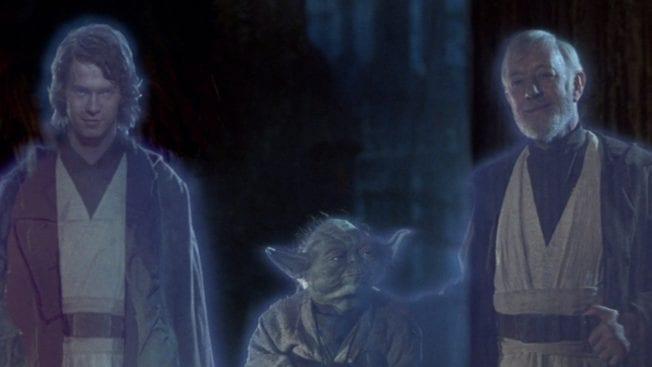 Star Wars Machtgeister