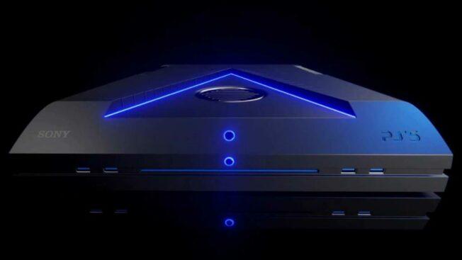 PS5 Konzept