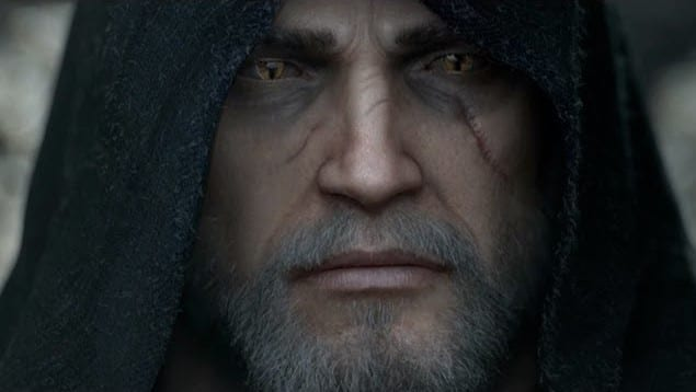 The Witcher Geralt von Riva Mads Mikkelsen