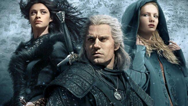 Netflix The Witcher Blood Origin