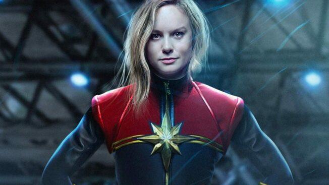 Captain Marvel 2 mit Brie Larson in Arbeit, Kinostart 2022 geplant