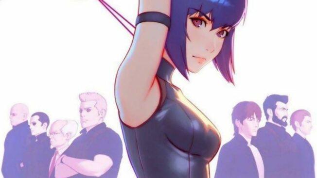 Neuer Trailer zur Anime-Serie Ghost in the Shell: SAC_2045, Startdatum bekannt