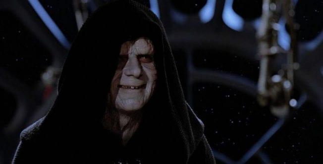 Star Wars Imperator Palpatine