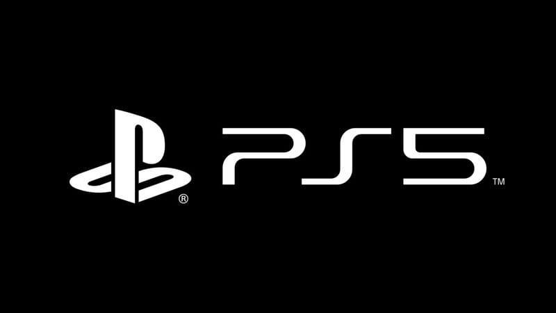 Das Logo der Next-Gen-Konsole PlayStation 5