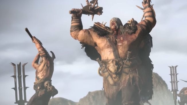 Diablo 4 Barbaren Monster Familie Kannibalen