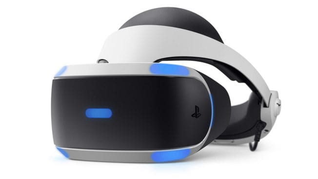 PlayStation VR Headset (Front)