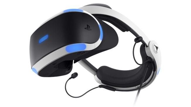 PlayStation VR Headset (Unten)
