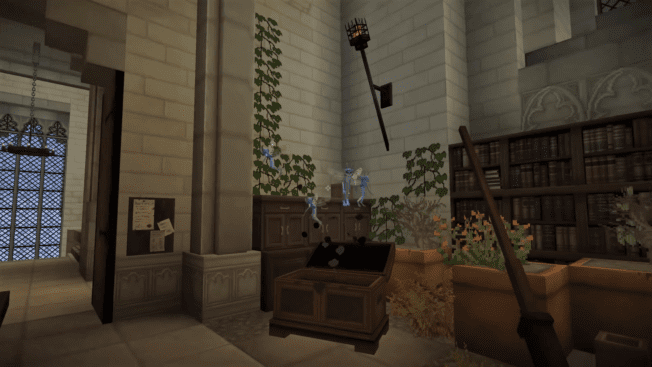 Minecraft Harry Potter RPG