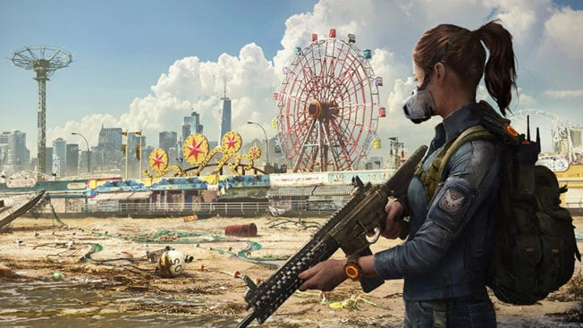 The Division 2 Coney Island