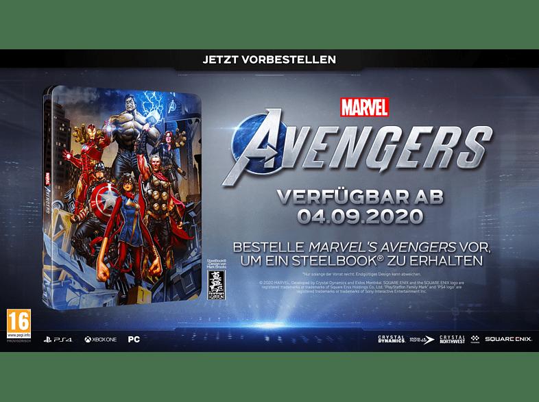 Marvel'S Avengers - Standard Edition
