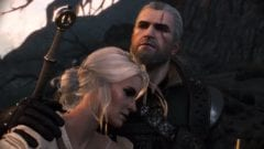 The Witcher 3: Geralt und Ciri