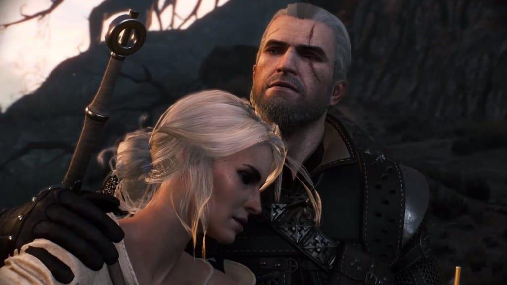 The Witcher 3: Geralt und Ciri