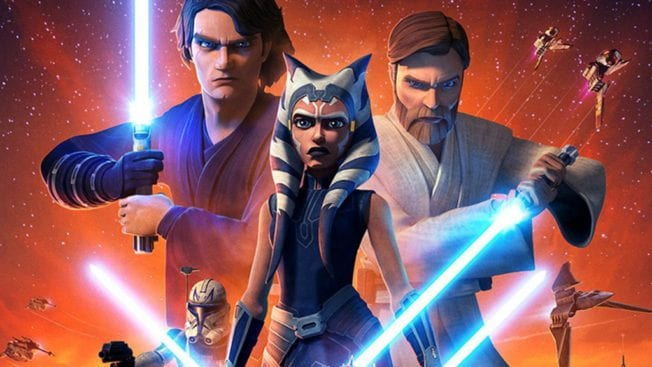 Star Wars The Clone Wars Finale