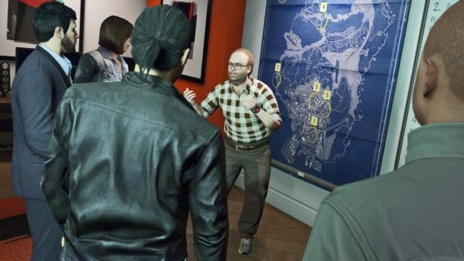 GTA Online Heist mit Lester