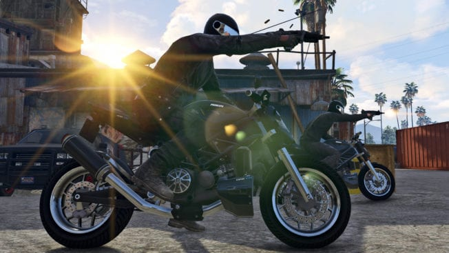 GTA 5 offizieller Screenshot