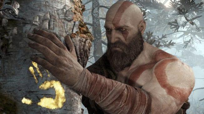 God of War 2 Kratos Ragnarok