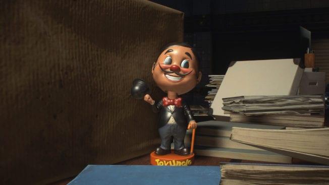 Resident Evil 3 Demo Mr Charlie