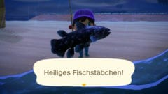 Animal Crossing: New Horizons Fisch